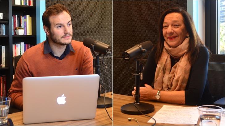 Comunicación y publicidad en la campaña electoral: Carolina Cosse y Jorge Larrañaga