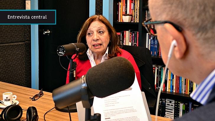 """Ana Olivera (Mides): """"Profundizar"""" planes de contención para exreclusos es """"sustantivo"""" para reducir la cantidad de personas en situación de calle"""
