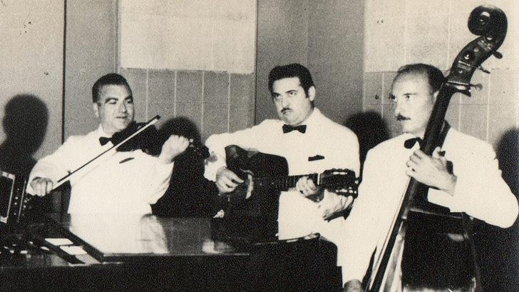 Sueño de Tango: Cuerdas (T02P04)