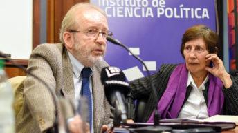 Presidente de SCJ y ministra Minvielle discreparon sobre «falta de voluntad política» para frenar dilatorias en causas de derechos humanos