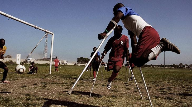 Haití y el fútbol post-terremoto (PDA T05P101)