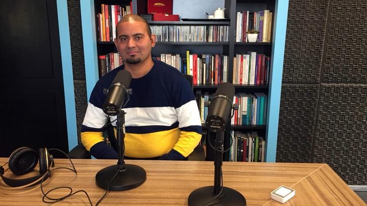 Entrevista con el presidente de la Asociación Uruguaya de Cricket (PDA T05P103)