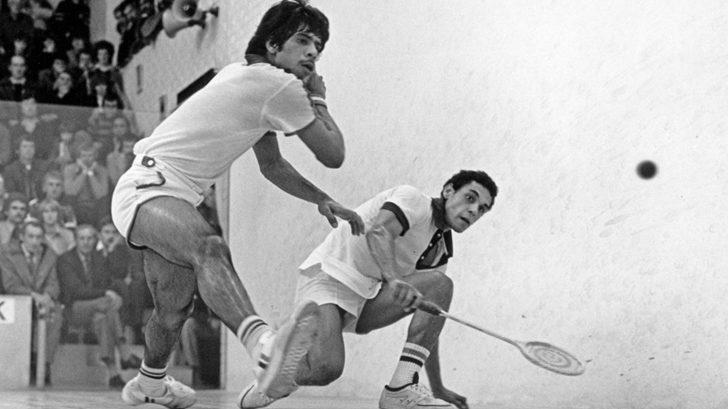La historia del squashista Jahangir Khan (PDA T05P111)