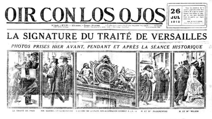 1919: Libros y Música (Oír con los ojos T03P15)