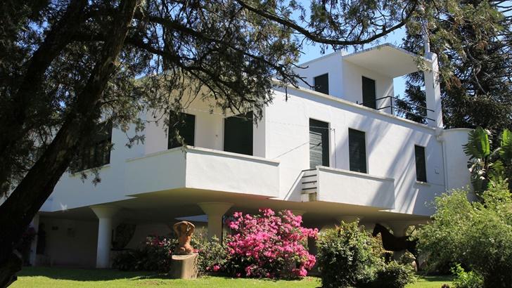 <em>Paisaje</em>: La casa del escritor Enrique Amorim (La Canoa T02P70)