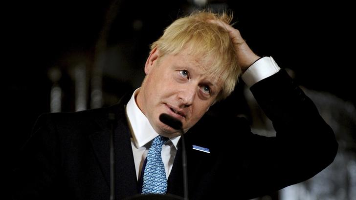 Boris Johnson y la posibilidad cada vez más cierta de un Brexit duro