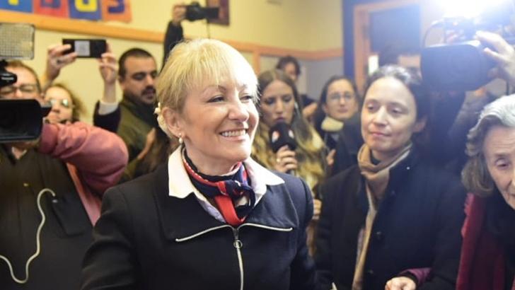 Carolina Cosse: «Siento que soy otra mujer política, siento que maduré y aprendí mucho»