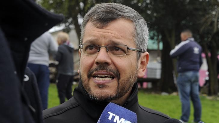 Gustavo Leal será el vocero de Daniel Martínez en temas de seguridad pública