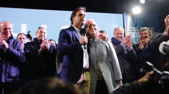 Partido Nacional descartó debates entre vices antes del balotaje
