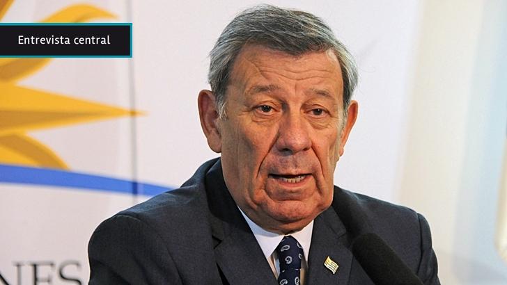 """Nin Novoa: """"Con el FA no vamos a tener ningún problema"""" por el acuerdo Mercosur-Unión Europea y """"con el PIT CNT no deberíamos en la medida que conozcan el tratado"""""""