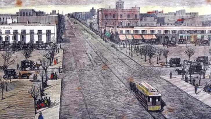 La exposición <em>Montevideo: desde el Paisaje sin límites a la Ciudad Novísima</em> (Paisaje-Ciudad T02P14)
