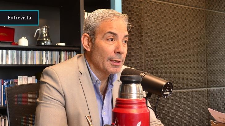 Robert Silva: «Somos perfiles complementarios, y sí tengo, que creo que Talvi no tiene, una militancia partidaria»