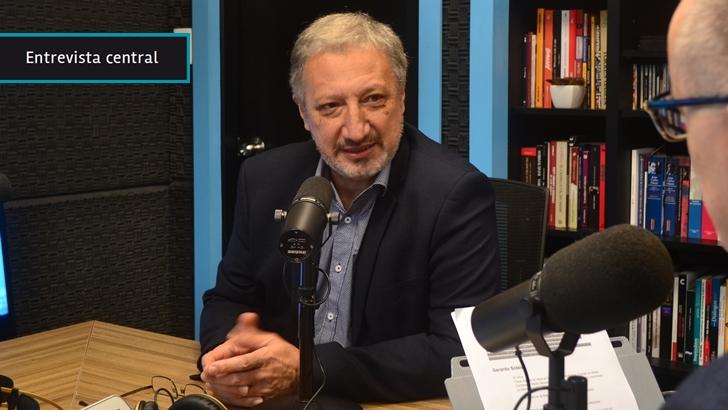 Gerardo Sotelo se identifica con un liberalismo igualitarista y dice que dentro del Partido Independiente está «la auténtica izquierda»: «La otra es la dogmática, la autoritaria»
