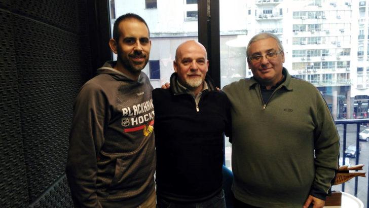 Entrevista con el entrenador de básquetbol Juan Carlos Cordatti (PDA T05P127)