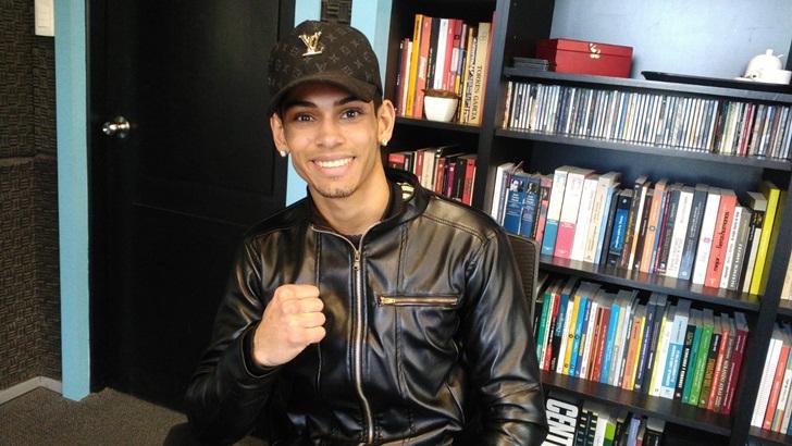 Entrevista al boxeador Lucas Fernández, medallista en Lima 2019 (PDA T05P129)