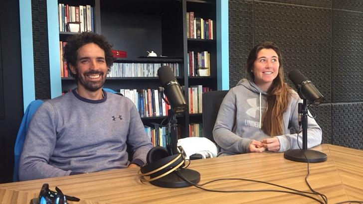 Entrevista con Pablo Defazio y Dominique Knüppel, veleristas clasificados a Tokio 2020 (PDA T05P130)
