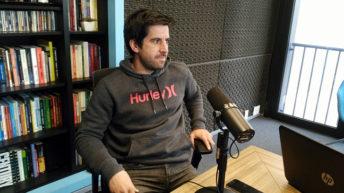 Entrevista al entrenador de rugby Emiliano Caffera (PDA T05P132)