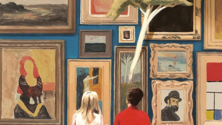 El consuelo del arte