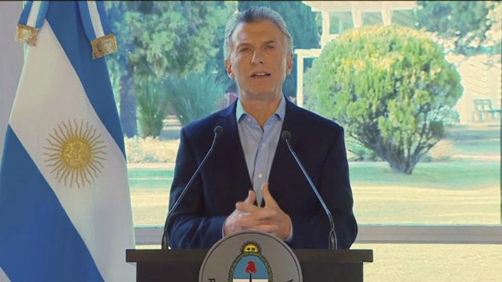 Macri anunció medidas económicas y pidió disculpas por su reacción luego de la derrota en las PASO