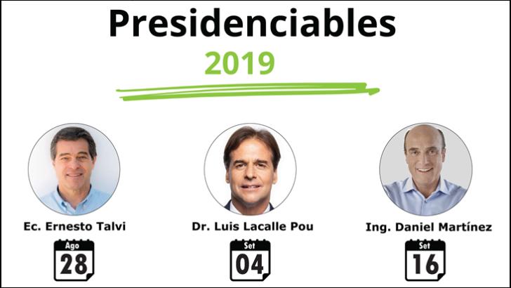 <em>Presidenciables 2019</em>: Ciclo de entrevistas de Deloitte y En Perspectiva con los principales candidatos