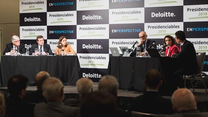 Ernesto Talvi en <em>Presidenciables</em>: ¿Cómo sería la reforma de seguridad social que plantea el Partido Colorado?