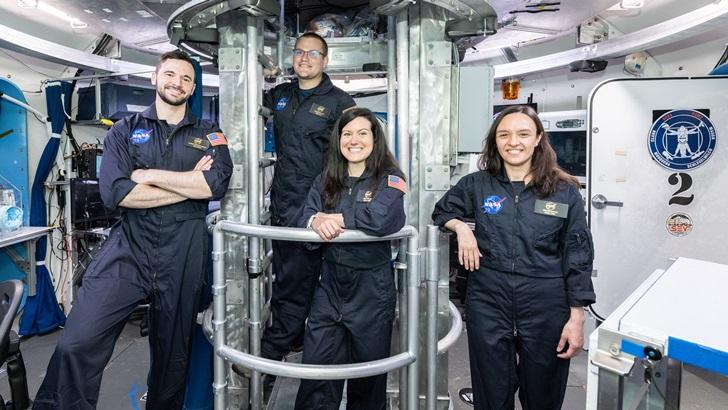 La uruguaya que formó parte de una misión de la NASA: Un viaje simulado a la luna marciana Fobos