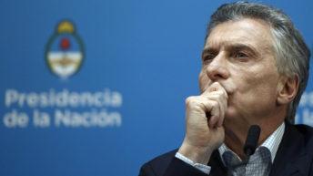 Argentina: Macri anunció medidas económicas «de alivio»