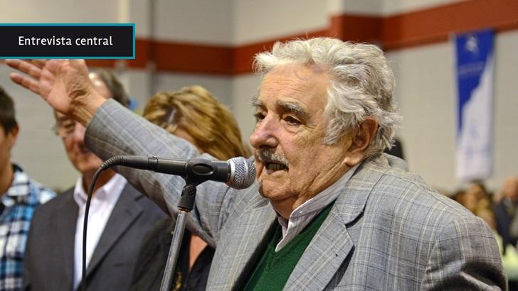 """Mujica propone incentivar regreso de capitales uruguayos del exterior para asociarse con el Estado en emprendimientos productivos: «El Estado tendría la contabilidad, no la gestión"""""""