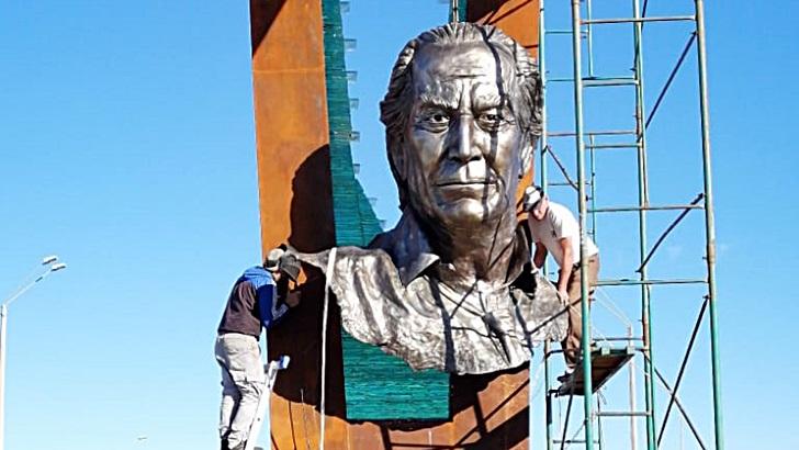<em>Los ojos de Rosario</em>: Un nuevo monumento a Wilson Ferreira Aldunate se inaugura este viernes