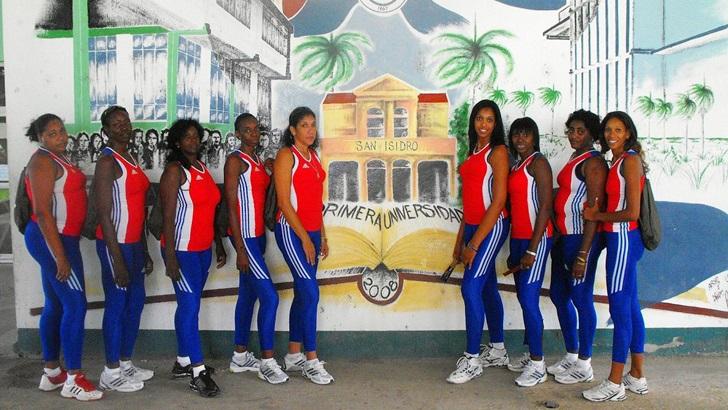 La historia de Las Morenas del Caribe, el equipo de voley de Cuba (PDA T05P145)