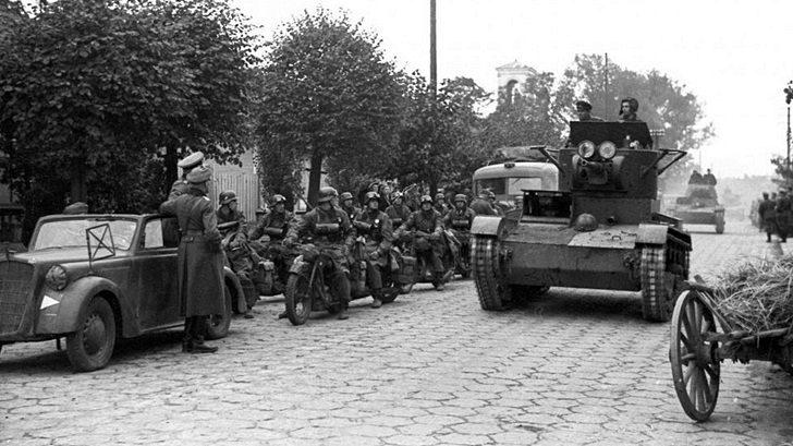 Alemania pidió perdón a Polonia a 80 años del inicio de la Segunda Guerra Mundial