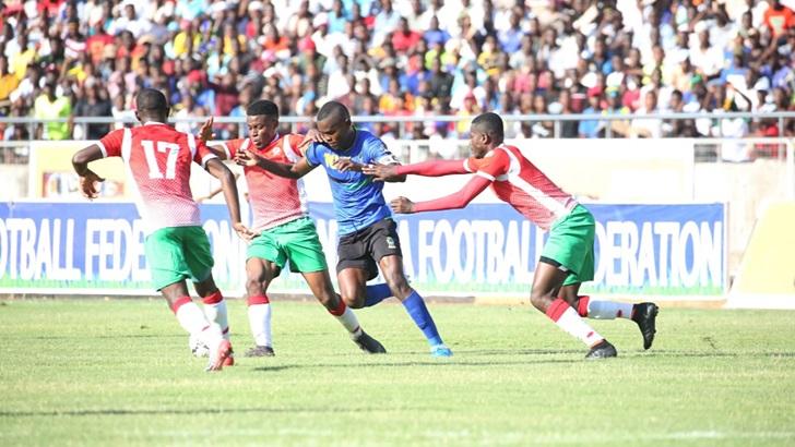 La despedida a los equipos africanos eliminados del Mundial (PDA T05P150)