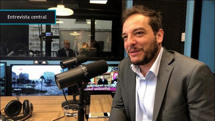 """Di Candia: Llamado a ideas para estación de AFE se hará junto a MTOP y Mvotma, pero en el jurado no participará la IM, que competirá con su proyecto """"Estación del Futuro"""""""