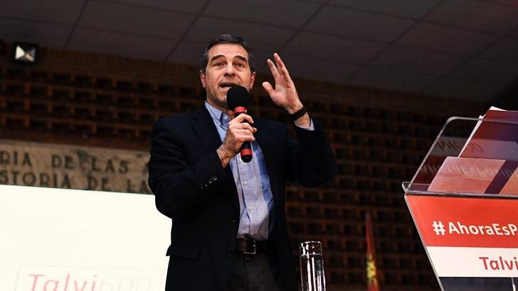 ¿Cómo afecta la salud de Talvi a su campaña electoral?