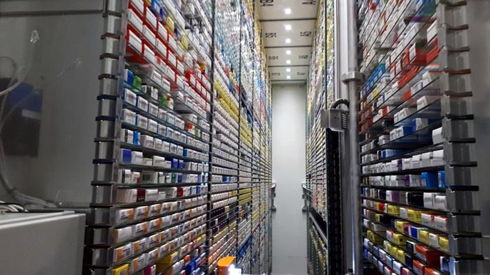 <em>Disrupción, Tecnología e Innovación</em>: ¿Cómo funciona una farmacia automatizada?