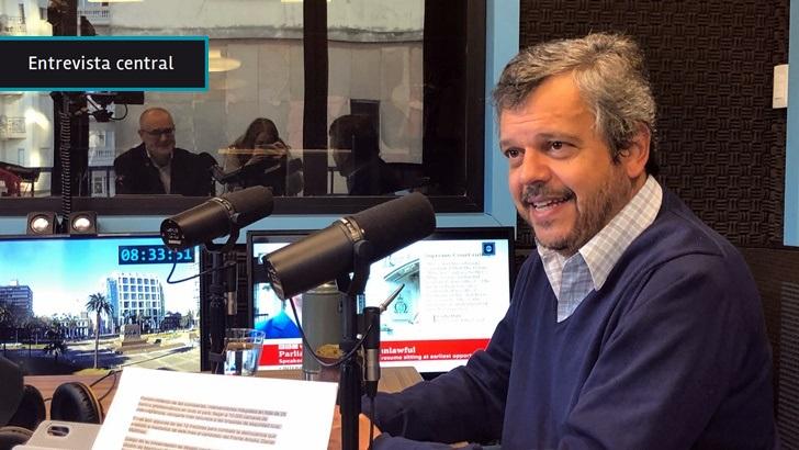 """Gustavo Leal: El talante de las 12 propuestas en seguridad del FA """"son los ajustes, los cambios y las profundizaciones""""; """"hay transformaciones que se construyen paso a paso"""""""