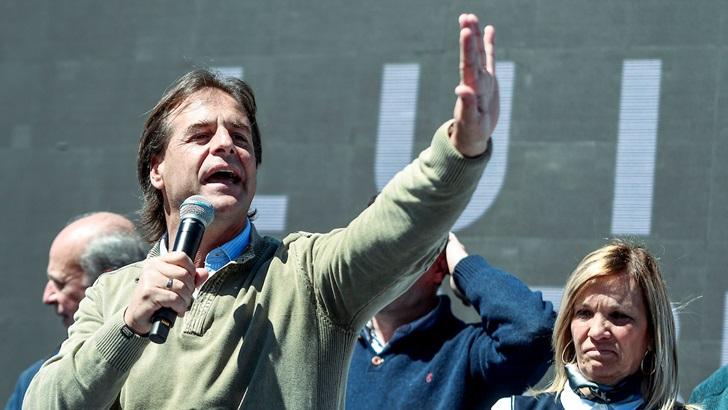 En la recta final de la campaña, el Partido Nacional pone foco en la seguridad