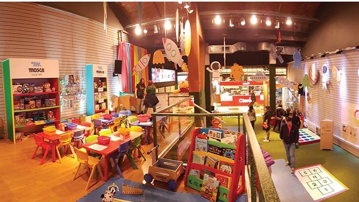 Tremendo Pop Up, nuevo espacio para niños en el Montevideo Shopping