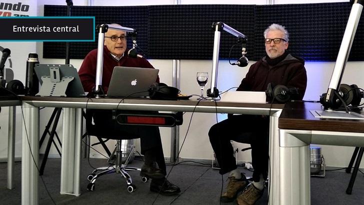 Gerardo Romano en San José: su historia personal, su vínculo con Uruguay y los uruguayos, su identificación con el peronismo, y su visión del kirchnerismo y el gobierno de Macri