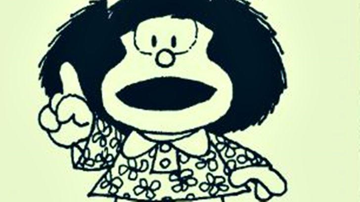 <em>Homenaje:</em> 55 años de Mafalda (La Canoa T02P122)
