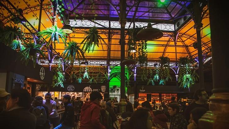 <em>Los ojos de Rosario</em>: El viejo Mercado de la Abundancia se transformó en el Mercado del Inmigrante