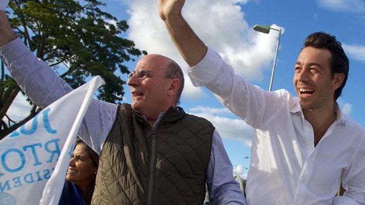 La vuelta de Sartori a la campaña tensa la interna del Partido Nacional