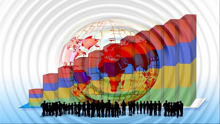 Población mundial se ralentiza y una Argentina hipertensa (La Hora Global T01P50)