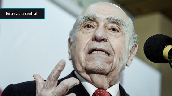 Sanguinetti: «Nadie está diciendo que hay que echar funcionarios» sino «reducir el peso del Estado» y volcar recursos «a la inversión productiva, que es la única que genera empleos genuinos»