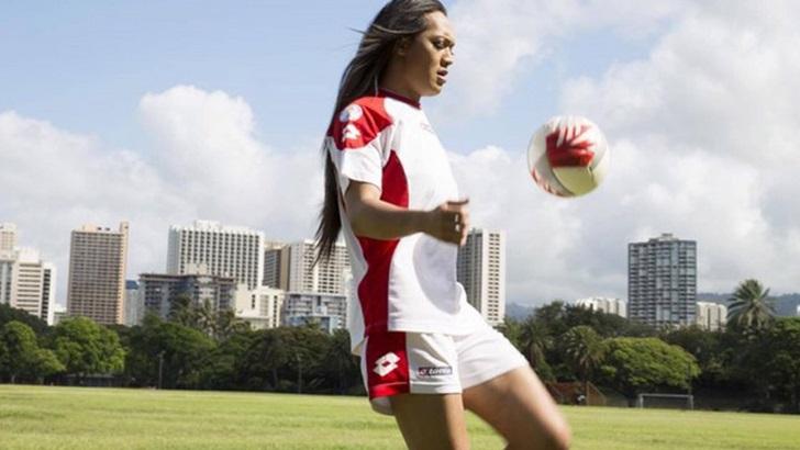 La historia de Jaiyah Saelua y el equipo de Samoa Americana (PDA T05P164)