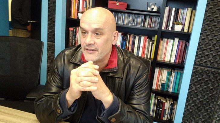Entrevista a Aldo Mazzuchelli, autor del libro <em>Del ferrocarril al tango</em> (PDA T05P166)