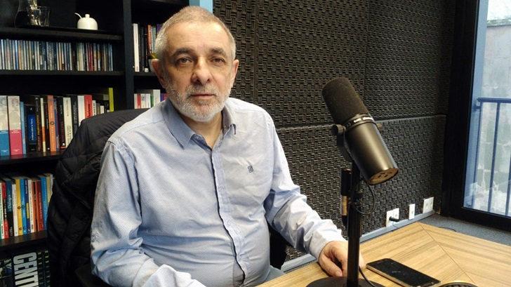 Entrevista al historiador y escritor Juan Carlos Luzuriaga (PDA T05P171)
