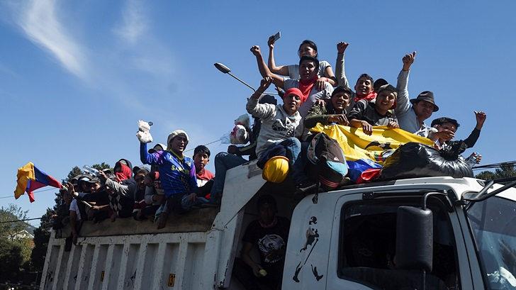 Ecuador: Moreno derogó el decreto que eliminaba subsidios a los combustibles