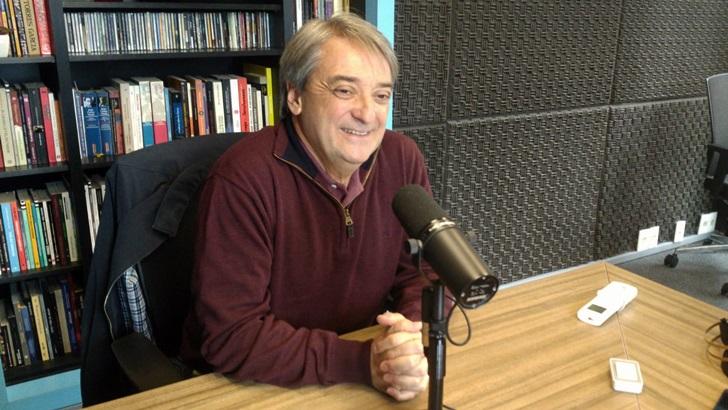 Entrevista a Fernando Cáceres, referente en políticas deportivas del FA (PDA T05P172)