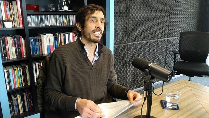 Entrevista con Andrés Zunini, asesor en deportes del Partido Colorado
